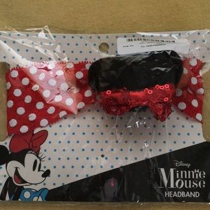 Disney Minnie Mouse headband